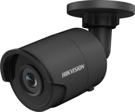 HIKVISION 4 MP BULLET POE CAMERA ( IP67 ) ZWART - 2.8 mm lens -